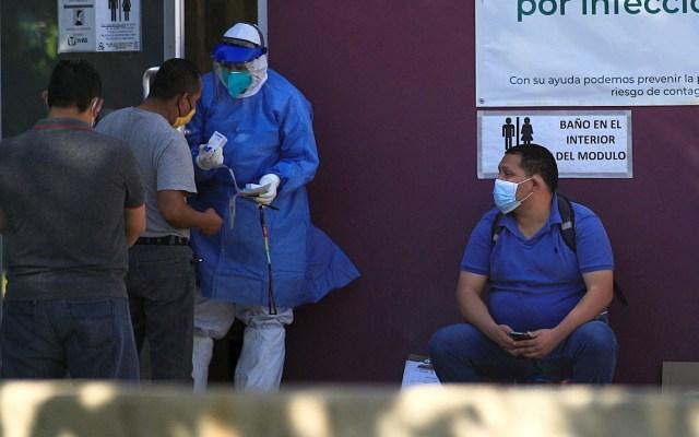 Envía gobierno personal médico y hospitales móviles para atención de COVID-19 en Chihuahua - Ciudad Juárez COVID-19 Chihuahua hospital