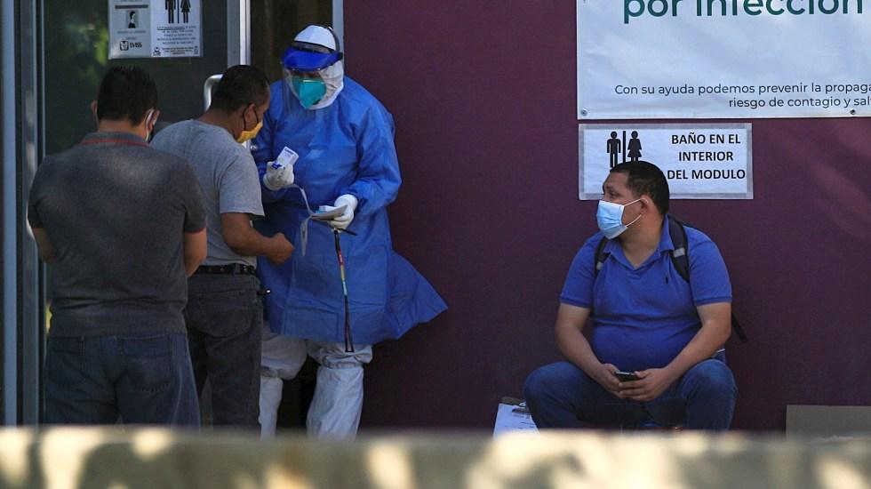 En las últimas 24 horas, México registró 7 mil 646 nuevos casos de COVID-19 y 588 muertes - Ciudad Juárez COVID-19 Chihuahua hospital