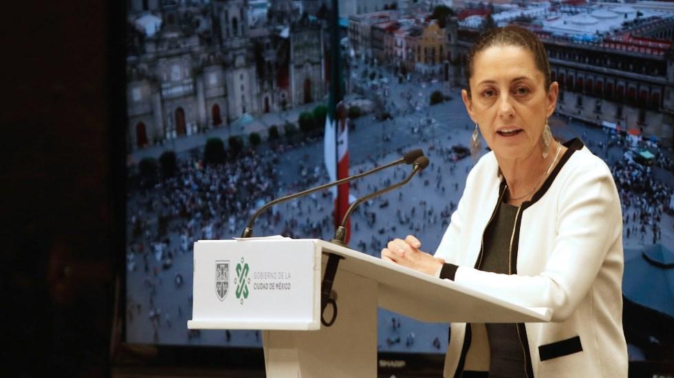 Claudia Sheinbaum da positivo a COVID-19 - Foto de Secretaría de Cultura de la CDMX
