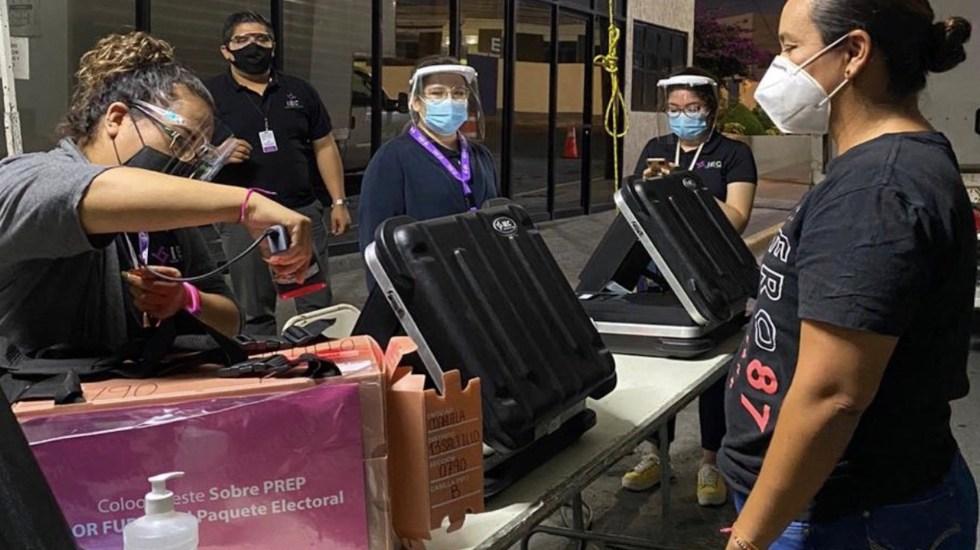 PRI arrasa en Coahuila e Hidalgo; elecciones se llevaron a cabo sin incidentes - Foto de @IECoahuila