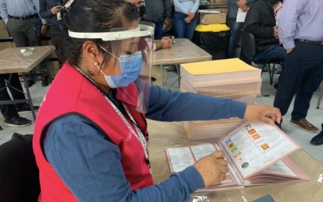Coahuila e Hidalgo tendrán elecciones en medio de pandemia; ciudadanos votarán bajo estricto protocolo sanitario - Foto de @IECoahuila