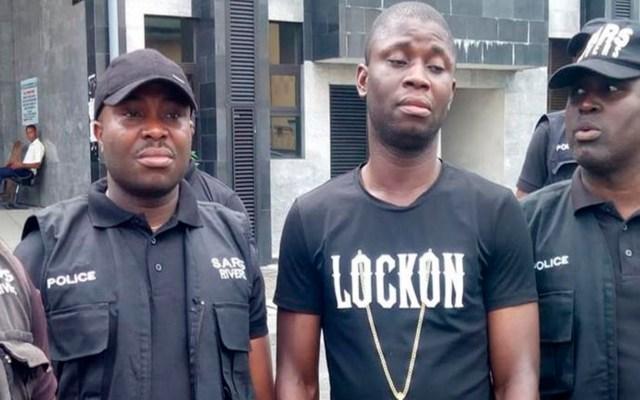 Condenan a pena de muerte en Nigeria a asesino serial; confesó haber matado a 15 mujeres - David-West, asesino serial nigeriano. Foto Twitter @OmerFreixa