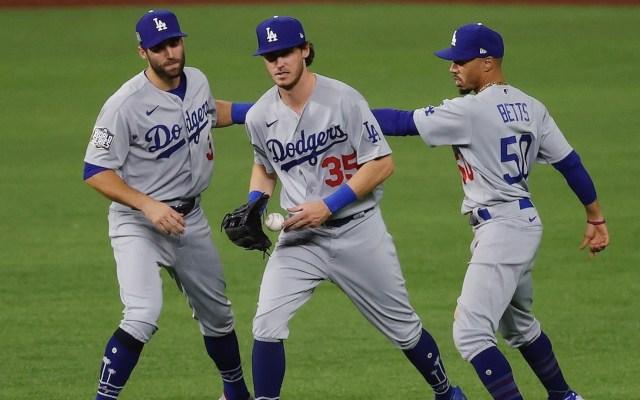 Los Dodgers de Los Ángeles derrotaron 6-2 a los Rays de Tampa Bay y toman ventaja en la Serie Mundial 2-1 - Foto de EFE