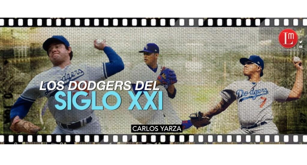 Los Dodgers del Siglo XXI - DodgersDelSigloXXI Carlos Yarza