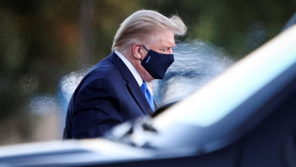 Donald Trump recibe tratamiento de Remdesivir contra COVID-19 - Donald Trump COVID-19 Estados Unidos 3Donald Trump COVID-19 Estados Unidos 3