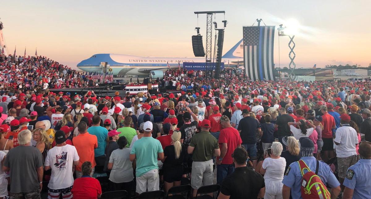 Donald Trump Estados Unidos Miami