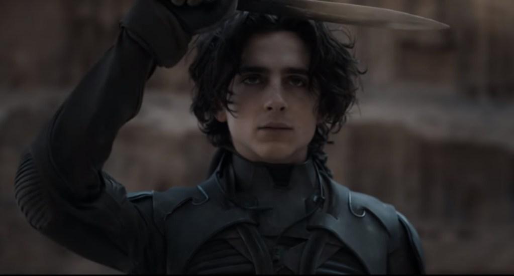'Dune' se rinde ante el COVID-19 y retrasa su estreno hasta octubre de 2021 - Dune película