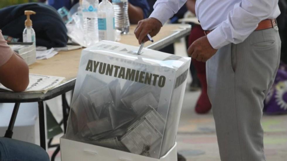 Jornada electoral en Coahuila e Hidalgo concluye sin mayores incidentes - Elecciones INE Instituto Nacional Electoral Hidalgo Coahuila