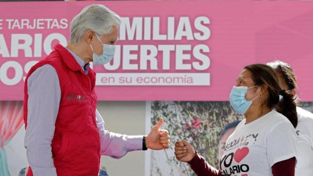 Salario Rosa, reconocimiento a jefas de familia del Edomex. Noticias en tiempo real