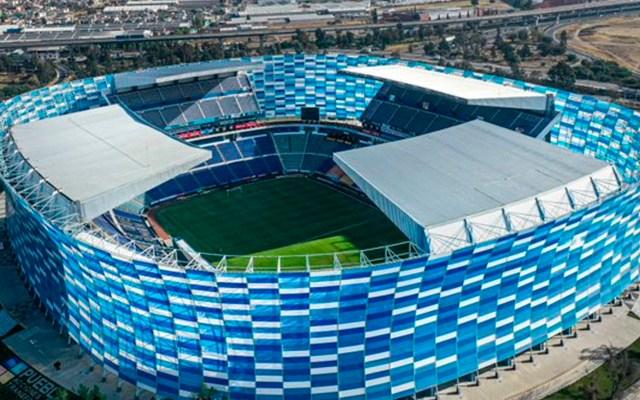 Puebla vs. León se jugará sin aficionados por aumento en contagios de COVID-19 en capital poblana - Foto Twitter @ClubPueblaMX