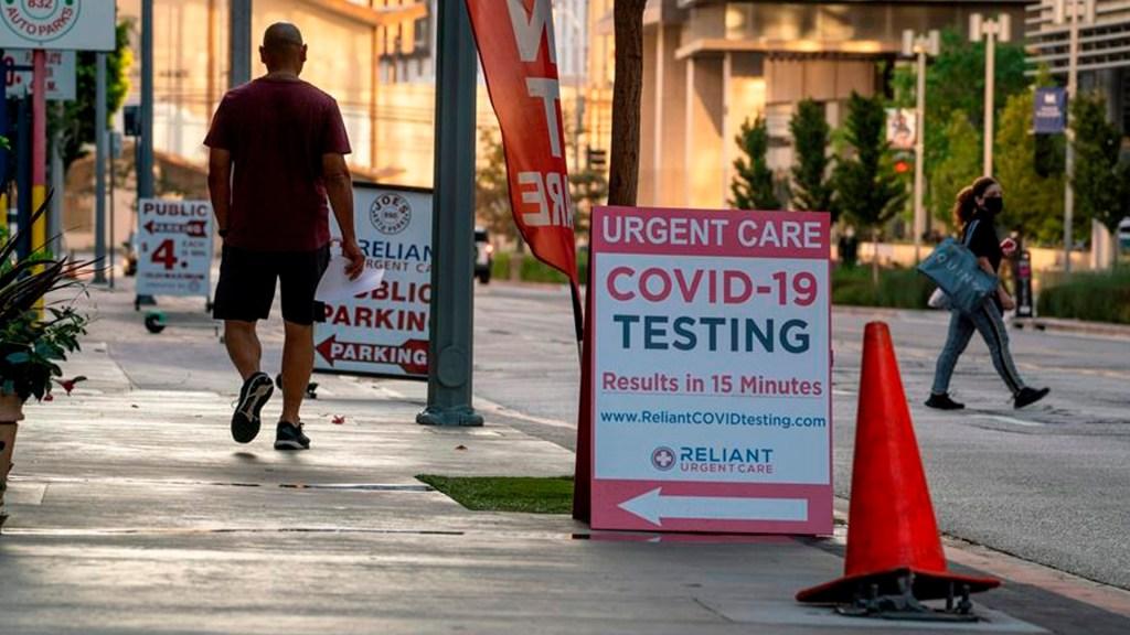 Estados Unidos roza los 9.3 millones de casos confirmados por COVID-19; suman 231 mil 486 muertos - Foto EFE