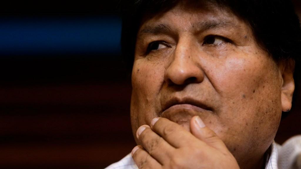 Un tribunal boliviano anula la aprehensión contra Evo Morales por terrorismo - Foto de EFE