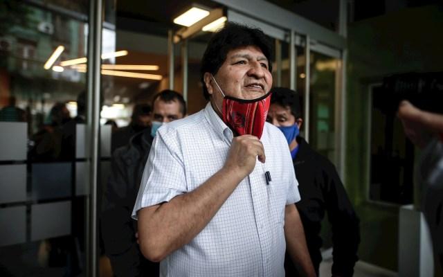 Agradece Evo Morales a Gobierno de López Obrador atenciones que recibió durante asilo político - Evo Morales