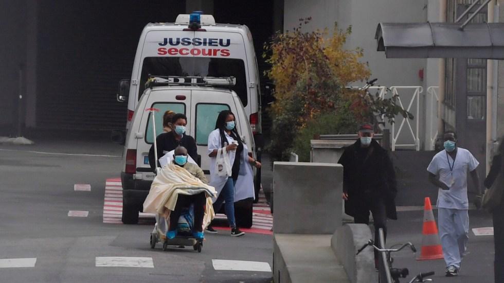Récord de casos por COVID-19 en Europa y alarmante alza de contagios en el mundo - Foto de EFE