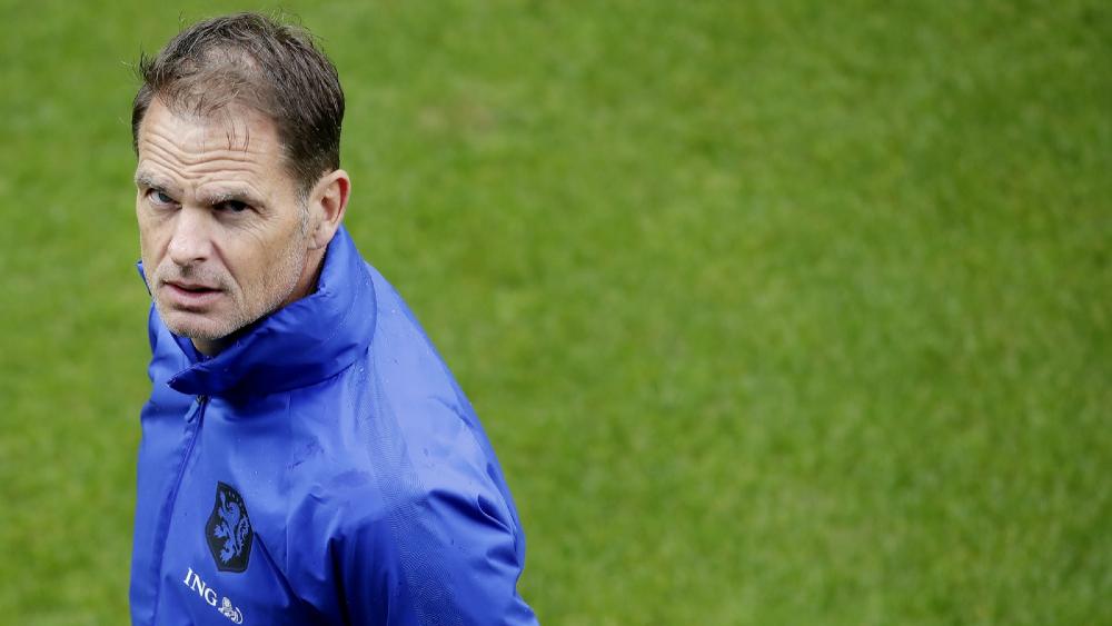 De Boer dará descanso a algunos de sus titulares contra México - Foto de @OnsOranje