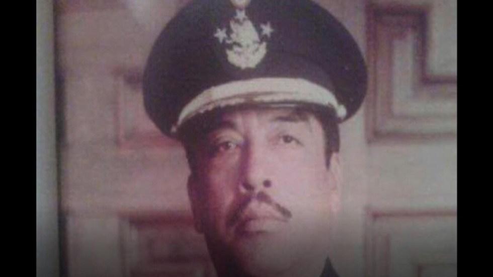 Se conmemora quinto aniversario luctuoso del general de división Miguel Ángel Godínez Bravo - Foto Especial