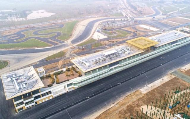 Cancelan Gran Premio de Fórmula 1 de Vietnam por COVID-19 - Foto de @F1VietnamGP