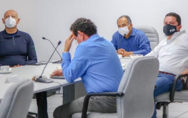 Evalúa Héctor Astudillo gobierno en Guerrero con Gabinete Estatal - Héctor Astudillo Flores Guerrero reunión gabinete estatal