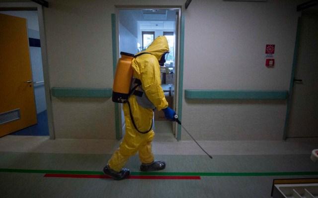 Hallan virus SARS CoV-2 en superficies de habitaciones hospital a pesar desinfección - Foto de EFE