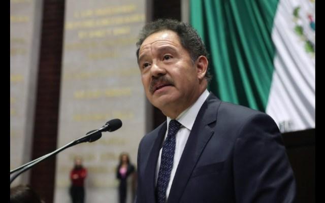 Ignacio Mier, nuevo coordinador de los diputados de Morena - Foto de Cámara de Diputados
