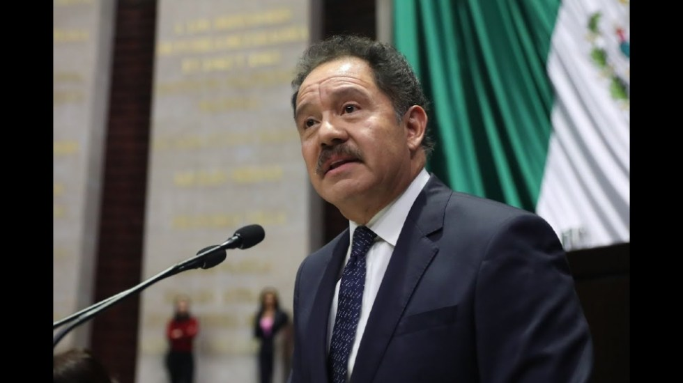 No prevalecerán intereses personales, asegura Ignacio Mier tras asumir coordinación de Morena en Cámara de Diputados - Foto de Cámara de Diputados
