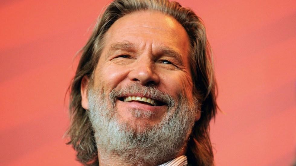 Jeff Bridges confirma que sufre cáncer linfático - Foto de EFE