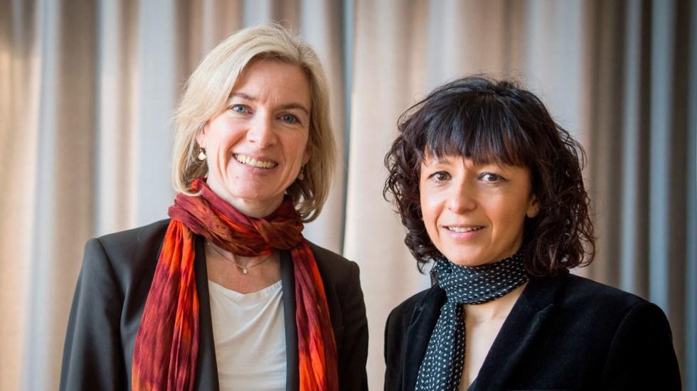Nobel de Química a dos científicas por reescribir el código de la vida - Foto de EFE