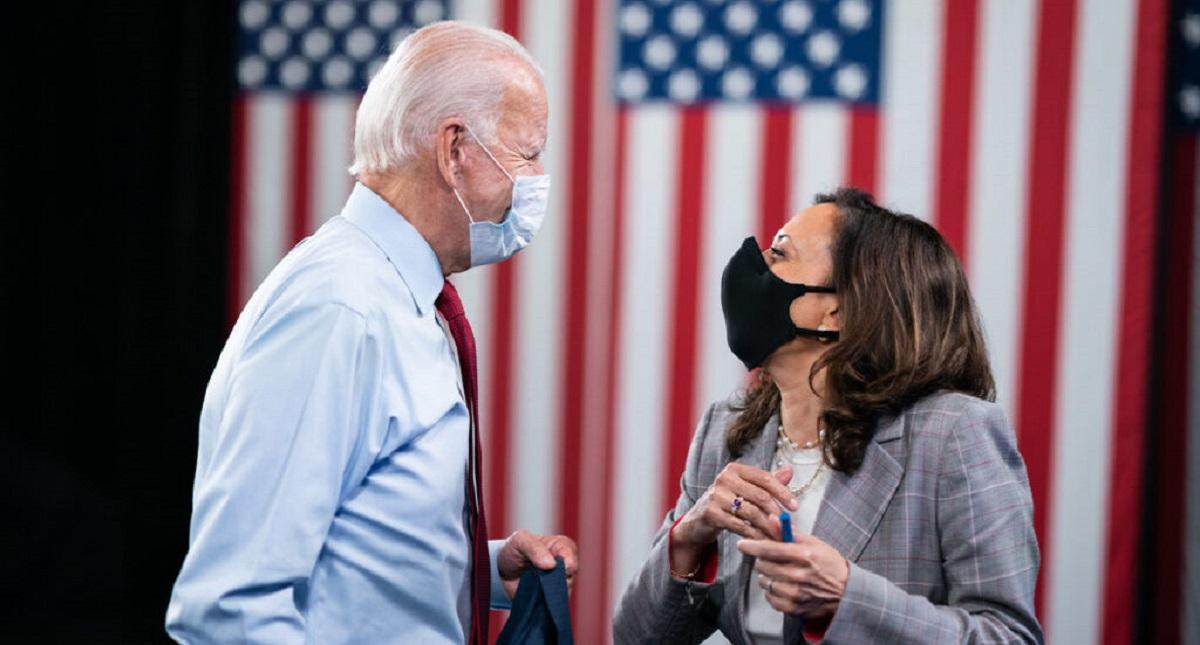 Joe Biden y Kamala Harris. Foto de joebiden.com
