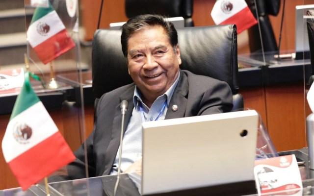 Senador Joel Molina no se contagió en sesión donde se extinguieron fideicomisos: López-Gatell - Foto de Senadores Morena