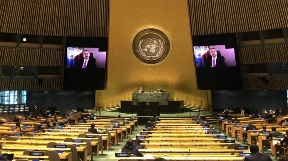 Prohibición y eliminación de armas nucleares es asignatura pendiente de la ONU, reitera Embajador De la Fuente - Foto de ONU