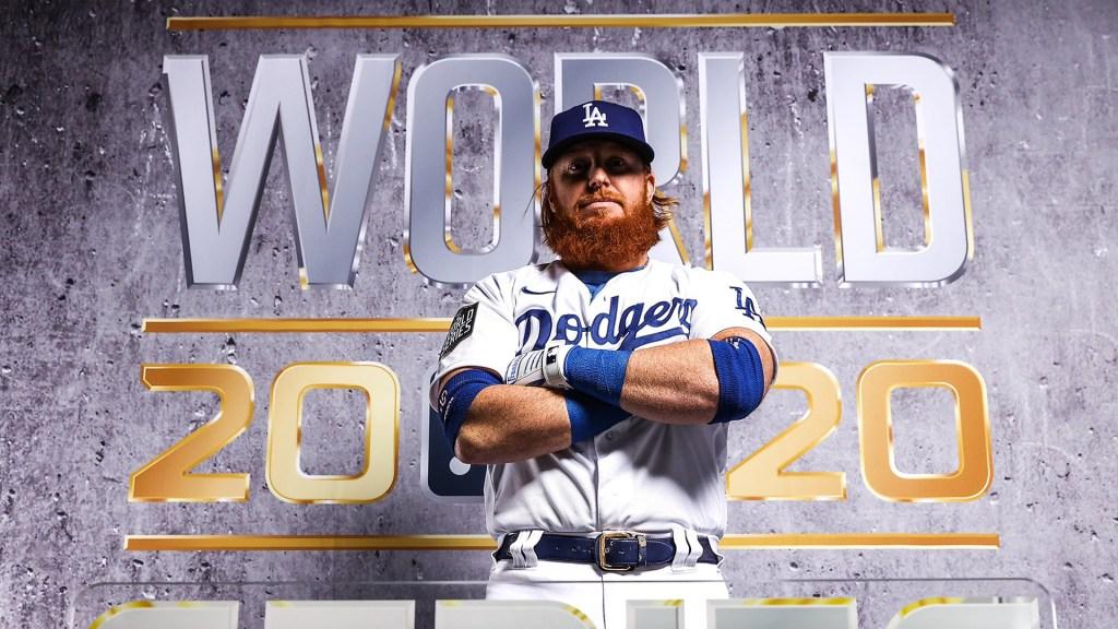 Investigarán a Justin Turner por celebrar enfermo de COVID-19 victoria de Dodgers - Justin Turner. Foto de @redturn2