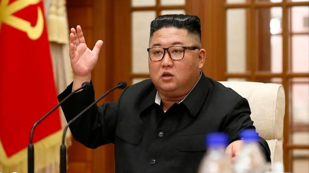 "Kim Jong-un llama a ""reforzar la unidad con China"" tras mensaje de Xi Jinping - Kim-Jong-un, líder de Corea del Norte. Foto EFE"