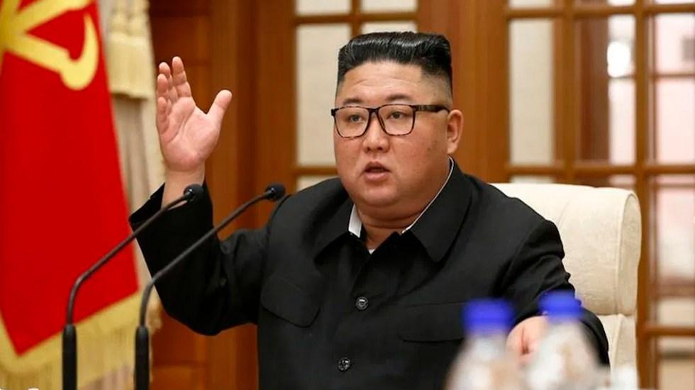Kim Jong-un convencido que Donald y Melania Trump superarán al COVID-19 - Kim-Jong-un, líder de Corea del Norte. Foto EFE