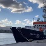 Medicos sin Fronteras pide que se acabe inmovilización del Sea Watch4