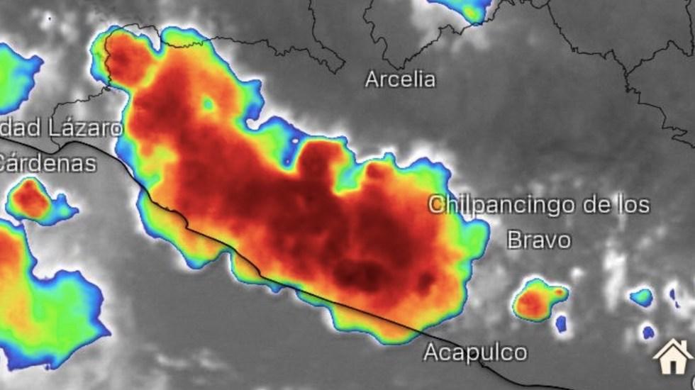 Pide Héctor Astudillo extremar precauciones por lluvias en Guerrero - Foto de Twitter Héctor Astudillo