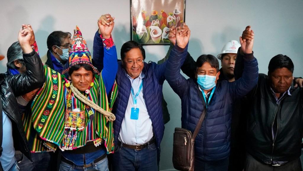 Ahora vamos a devolver la dignidad y la libertad al pueblo: Evo Morales tras elecciones en Bolivia - Foto de EFE