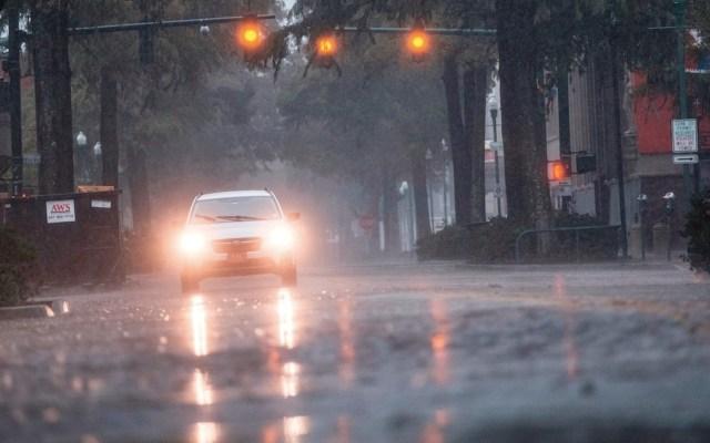 Delta se degrada a depresión tropical; mantiene alerta por intensas lluvias en Luisiana - Foto de EFE