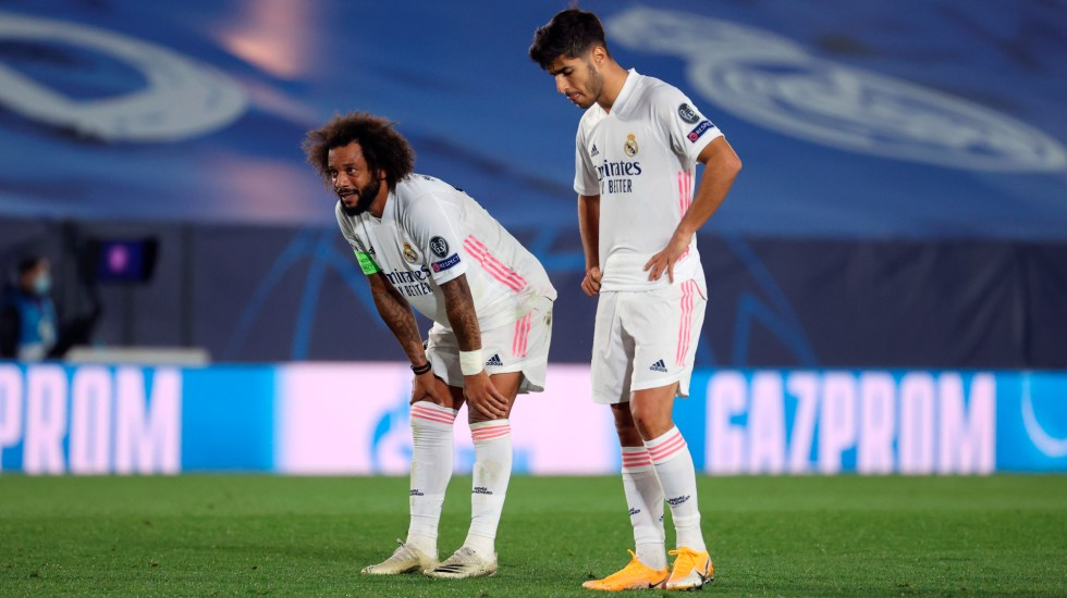 Real Madrid pierde en Champions League y entra en crisis a días del Clásico - Foto de EFE