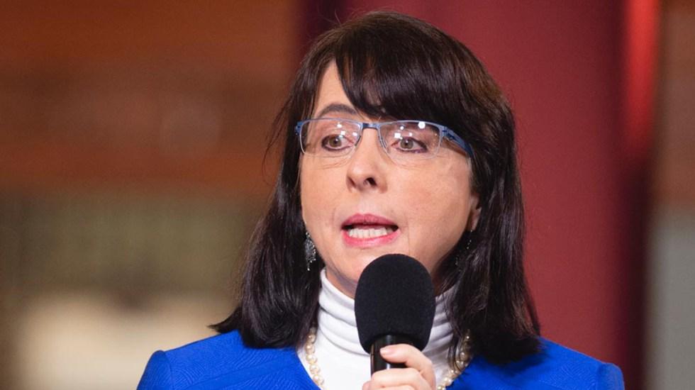 """""""No sé de qué me hablas"""": Álvarez-Buylla sobre investigación a 31 científicos - María Elena Álvarez-Buylla Conacyt"""