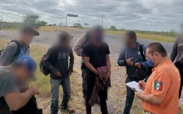 Negativas por COVID-19, las 22 personas que estaban en estaciones migratorias en Chiapas: INM - Foto Twitter @INAMI_mx