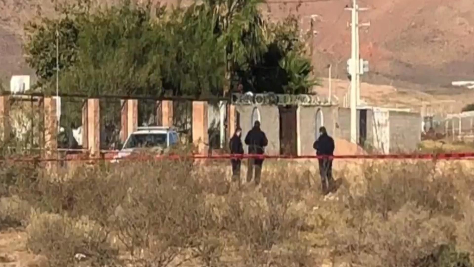 Estados: Ejecutan a 8 personas en Chihuahua