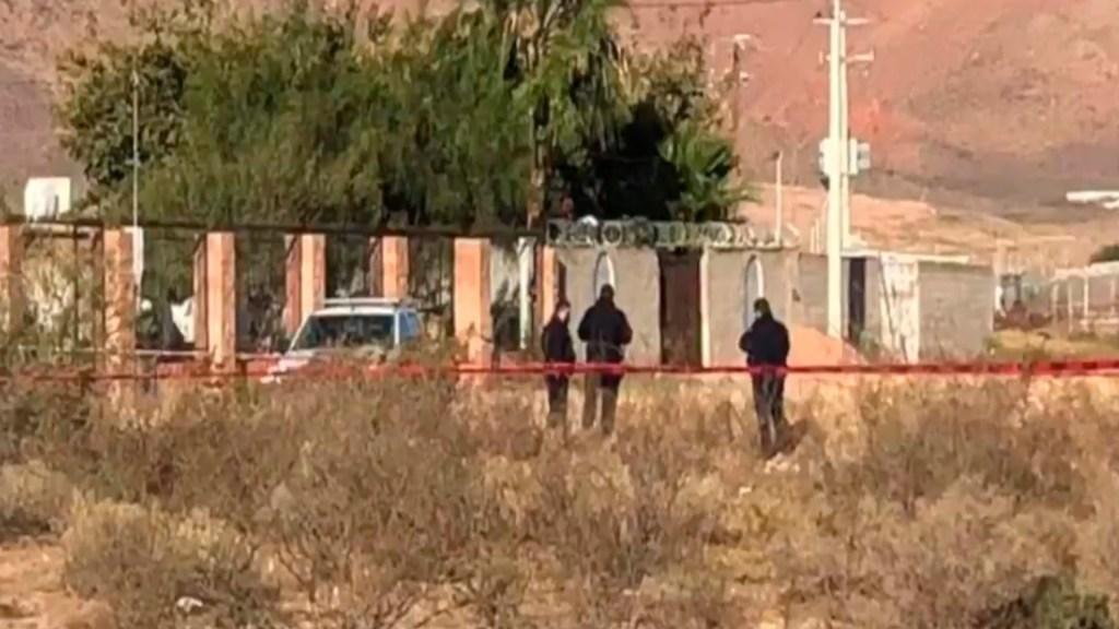 Localizan en Chihuahua cadáveres de seis hombres y dos mujeres - Foto Captura de pantalla