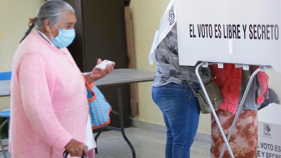 """""""Ante el incremento de la violencia política de género hay que elevar la exigencia paritaria"""": INE - Foto INE"""