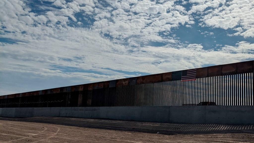 En su primer día como presidente de EE.UU., Biden detendrá construcción de muro con México - Foto Twitter @CBP