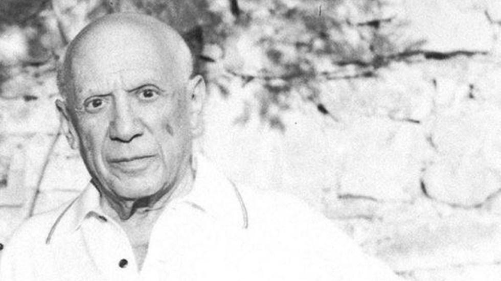 Pablo Picasso, a 139 años del nacimiento del padre del cubismo - Pablo Picasso. Foto de Fondo Fotográfico Roberto Otero / @mPICASSOm