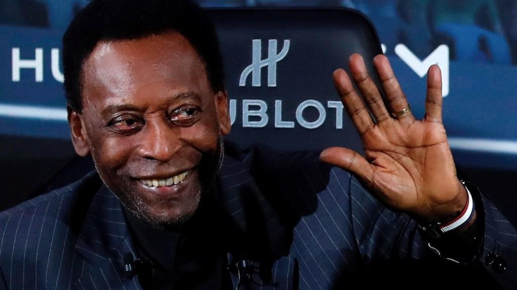 #Video Pelé cumple 80 años lúcido pese a problemas de salud - Foto de EFE
