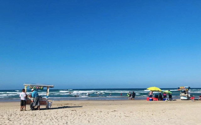Posponen reapertura de playas en el sur de Tamaulipas; no hay fecha tentativa para apertura - Foto de López-Dóriga Digital