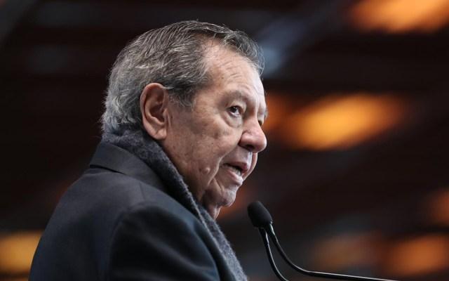 """Coahuila e Hidalgo, serio revés para Morena: Muñoz Ledo. """"Urge la reorganización"""" - Porfirio Muñoz Ledo. Foto de @MunozLedoPorfirio"""