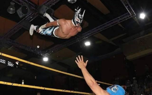 #Video Murió el luchador Príncipe Aéreo en pleno ring de la Arena San Juan Pantitlán - Príncipe Aéreo. Foto de Facebook.