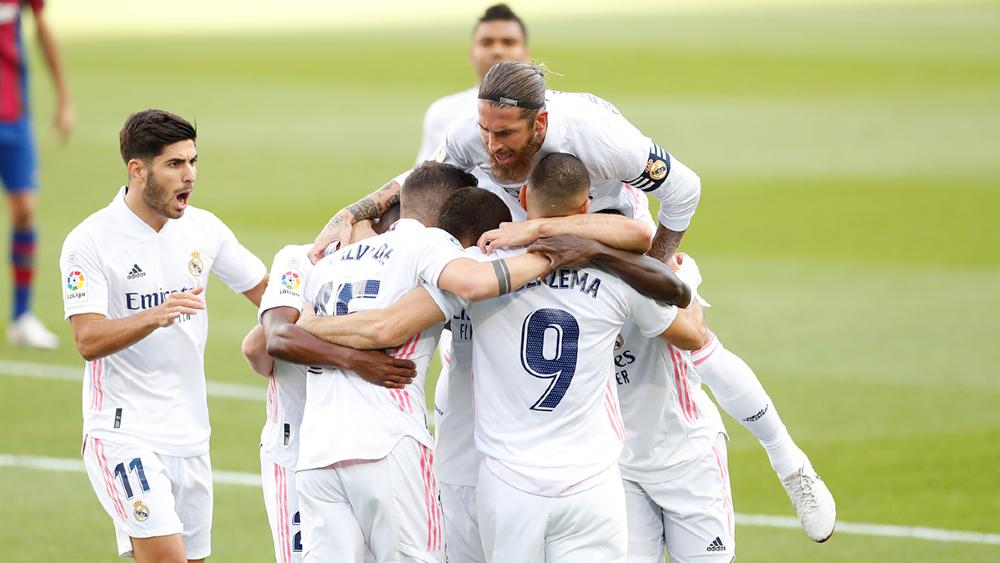 Real Madrid resurge en el Clásico más atípico - Foto de @realmadrid